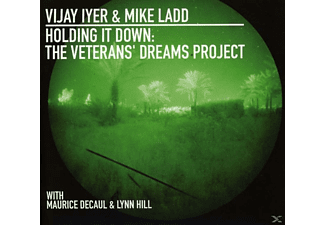 Vijay Iyer, Mike Ladd - Holding It Down: The Veteran's Dreams Project - (CD)