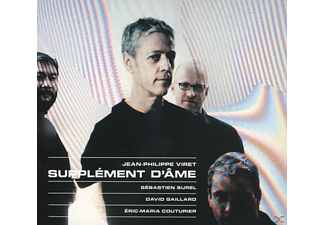 J.-P. Viret (cb, comp), S. Surel (vln), E.M. Coutu, Jean-philippe Viret - Supplement D'Ame - (CD)