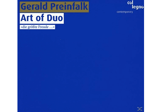 VARIOUS - Preinfalk: Art Of Duo - (CD)