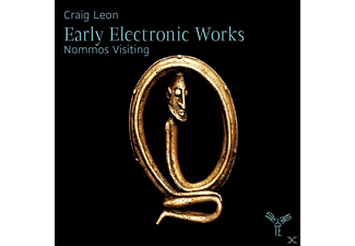 Craig Leon - Early Electronic Works - (CD)