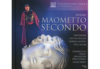 Garsington Opera Orchestra And Chorus - Maometto Secondo - (CD)