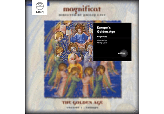 Philip Cave (dir) Magnificat - Europe's Golden Age - (CD)