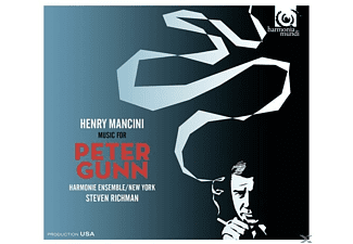 Harmonie Ensemble New York - Music For Peter Gunn [CD]