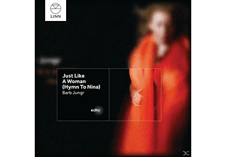 Barb Jungr - Just Like A Woman (Hymn To Nina) - (CD)