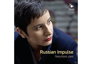 Fanny Azzuro (pno) - Russian Impulse - (CD)