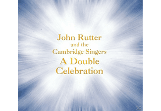 The Cambridge Singers - A Double Celebration - (CD)