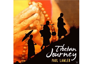 Paul Lawler - Tibetan Journey - (CD)