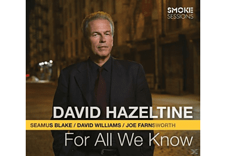 "Seamus Blake (sax), David Hazeltine (pno), David "" - For All We Know - (CD)"
