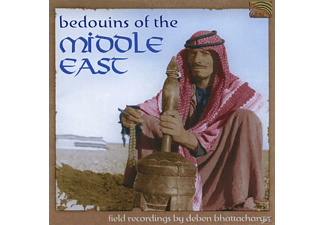 Deben Bhattacharya - Bedouins Of The Middle East - (CD)