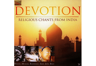 VARIOUS - Devotion [CD]