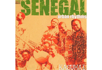 Kasumai - Senegal-Urban Rhythms - (CD)