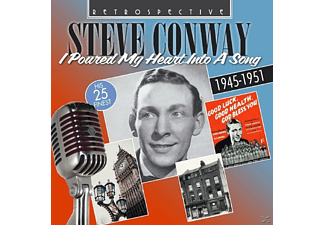 Steve Conway - I Poured My Heart Into A Song [CD]