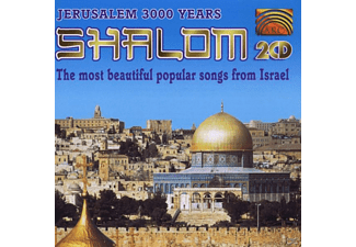 VARIOUS - Shalom-The Most Beautiful Popu [CD]