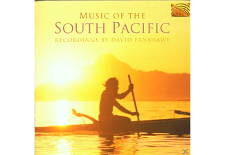 VARIOUS - Music Of The South Pacific [CD]