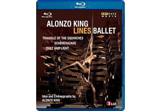King Alonzo, Alonzo King Lines Ballet - From San Francisco 2011 - (Blu-ray)