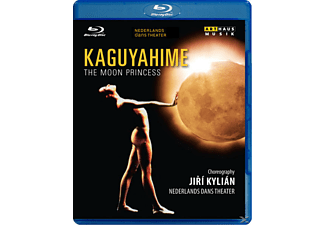 Jirí Kylián, The Nederlands Dans Theater - Kaguyahime-The Moon Princess - (Blu-ray)