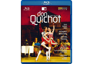 Kevin/dutch National Ballet Rhodes, Rhodes/Dutch National Ballet - Don Quichot - (Blu-ray)
