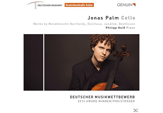 Philipp Heiss, Jonas Palm - Jonas Palm-Cello-Dt.Musikwettbewerb 2013 Award - (CD)