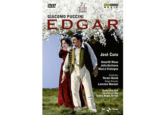 VARIOUS - Edgar - (DVD)