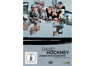 David Hockney-Joiner Photographs - (DVD)