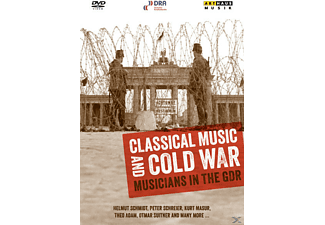 Diverse, VARIOUS - Classical Music and Cold War - (DVD)