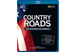 Country Roads: Heartbeat Amer. - (Blu-ray)