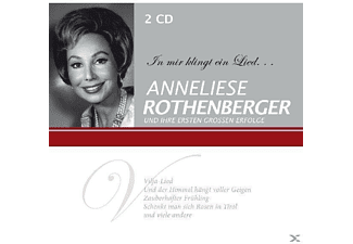 Anneliese Rothenberger - In Mir Klingt Ein Lied (Various) [CD]