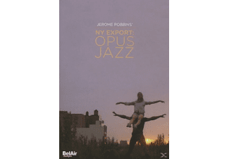 New York City Ballet - Ny Export: Opus Jazz - (DVD)