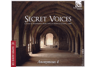 Anonymous 4 - Secret Voices - (SACD Hybrid)