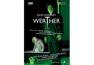 VARIOUS - Werther - (DVD)