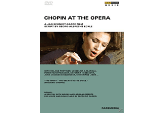 Kasarova/Pöntinen/ - Chopin At The Opera - (DVD)