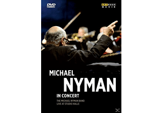 Nyman Michael Band - Michael Nyman In Concert - (DVD)
