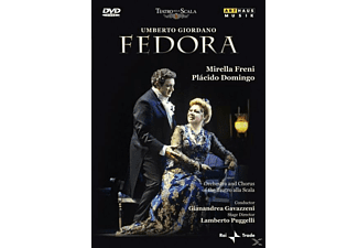 FRENI,MIRELLA & DOMINGO,PLACIDO - Fedora - (DVD)