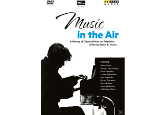 Diverse, VARIOUS - Music In The Air - (DVD)