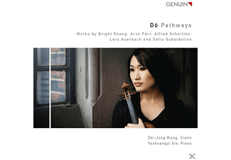 Zhi-Jong Wang, Yashuangzi Xie - Do-Pathways - (CD)