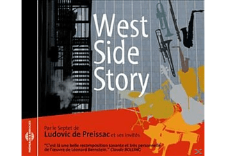 Ludovic Septet De Preissac - West Side Story - (CD)