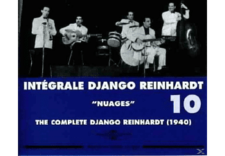 Django Reinhardt - Vol.10-1940 Nuages - (CD)
