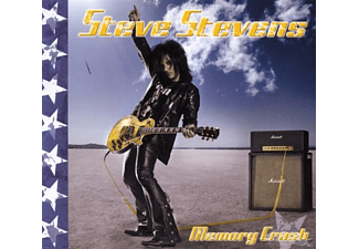 Steve Stevens - Memory Crash [CD]