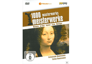VARIOUS - 1000 Meisterwerke Vol.15 - (DVD)