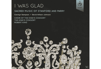 Carolyn Sampson, Choir Of The King's Consort, David Wilson-johnson - I Was Glad - (CD)