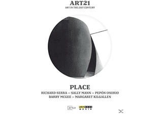 Place - Art In The 21st Century - Place - Art In The 21st Century - (DVD)