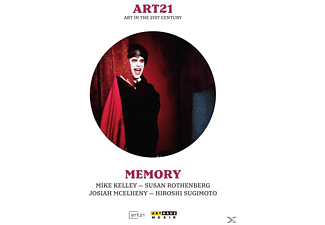 Susan Rothenberg, Mike Kelley, Hiroshi Sugimoto, J - Memory-Art in the 21st Century - (DVD)