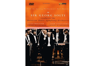 Haag, Sir Georg/br So Solti - Sinfonie 3/Sinfonie In D [DVD]