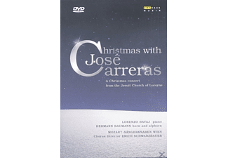 José Carreras - Christmas With Jose Carreras [DVD]