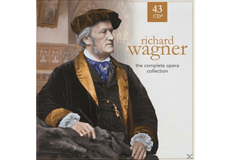 VARIOUS - Wagner: Complete Opera Collection - (CD)