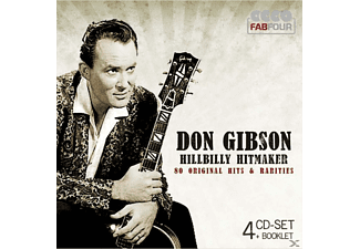 Don Gibson - Don Gibson: Hillibilly Hitmaker [CD]
