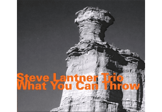 Lantner Steve - What You Can Throw - (CD)