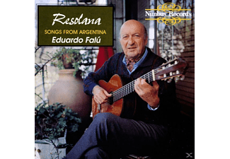 Eduardo Falu - Resolana-Songs From Argentina - (CD)