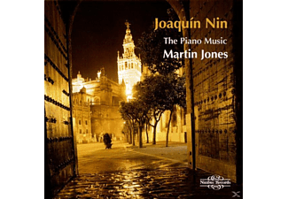 Martin Jones - The Piano Music - (CD)