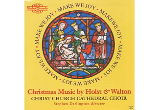 Christ Church Cathedral Choir - Make We Joy-Music For Christmas - (CD)